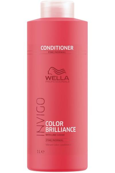 Wella Invigo Color Brilliance Conditioner (Fine bis Normales Haar)