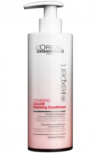 L'Oréal Professionnel Serie Expert Vitamino Color Cleansing Conditioner 400 ml
