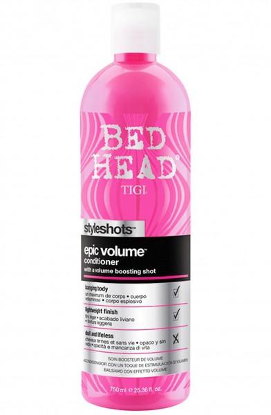 Tigi Bed Head Styleshots Epic Volume Conditioner