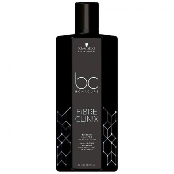Schwarzkopf Professional BC Fibre Clinix Tribond Shampoo 1000