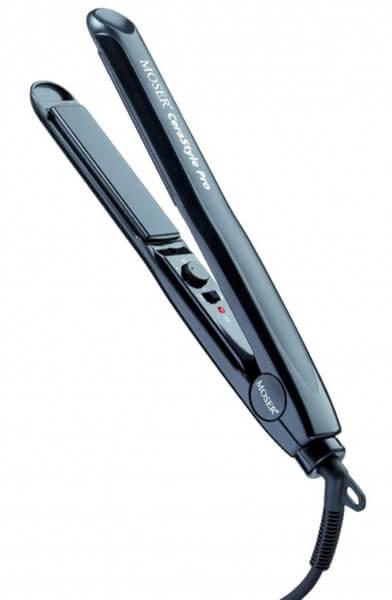 Moser 4417-0050 CeraStyle Pro Glätteisen (Haarglätter)