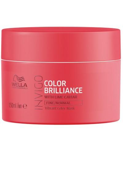 Wella Invigo Color Brilliance Mask (Feines Bis Normales Haar)