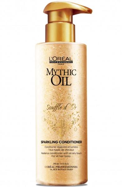 L'Oréal Professionnel Mythic Oil Souffle D'Or Sparkling Conditioner