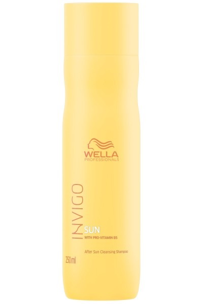 Wella Invigo After Sun Cleansing Shampoo