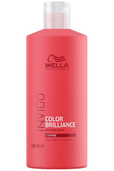 Wella Invigo Color Brilliance Shampoo Coarse