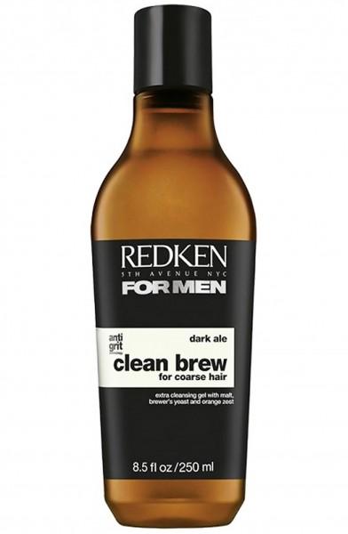Redken For Men Clean Brew Dark Ale Shampoo
