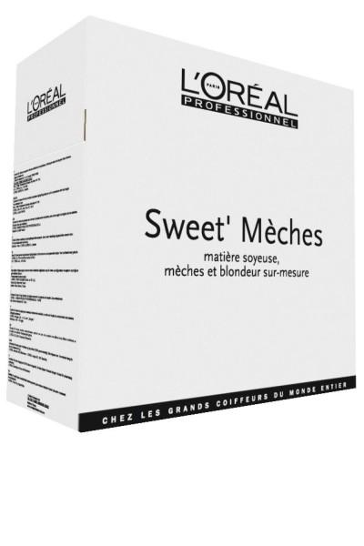 L'Oréal Professionnel Sweet Meches Strähnenpapier (155 Blatt)