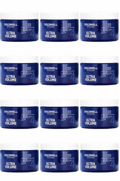 Goldwell Stylesign Ultra Volume Haargel (12 Stück x 150 ml)