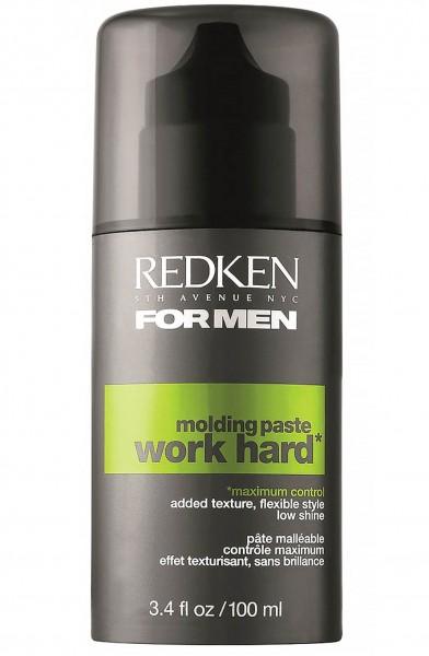 Redken For Men Molding Paste Work Hard