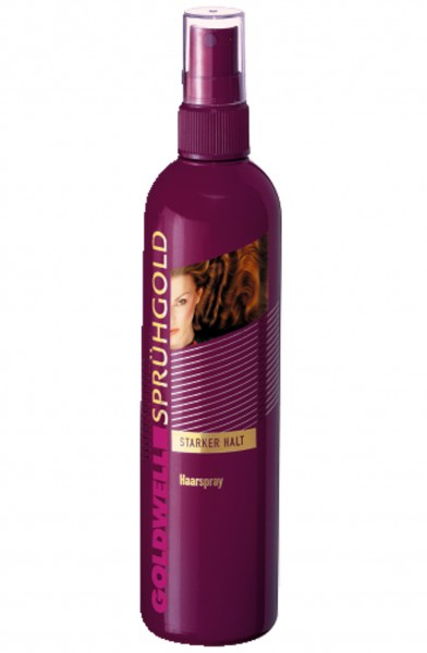 Goldwell Sprühgold Pumpspray starker Halt Non-Aerosol 200 ml
