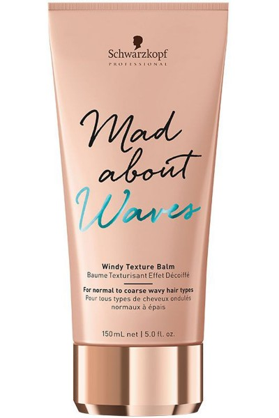 Schwarzkopf Professional Mad About Waves Windy Texture Balm