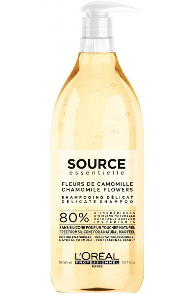 L'Oréal Professionnel Natural Haircare Source Essentielle Delicate Shampoo