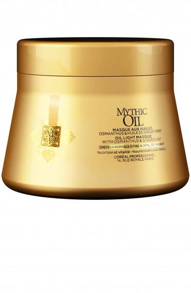 L'Oréal Professionnel Mythic Oil Maske Für Normales Bis Feines Haar