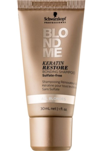 Schwarzkopf Professional BlondMe Keratin Restore Bonding Shampoo All Blondes