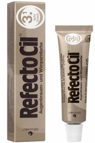 RefectoCil Augenbrauen Und Wimpernfarbe 3.1 Lichtbraun