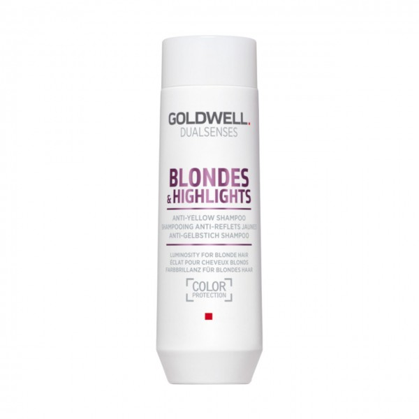 Goldwell Dualsenses Blonde&Highlights Anti Yellow Shampoo