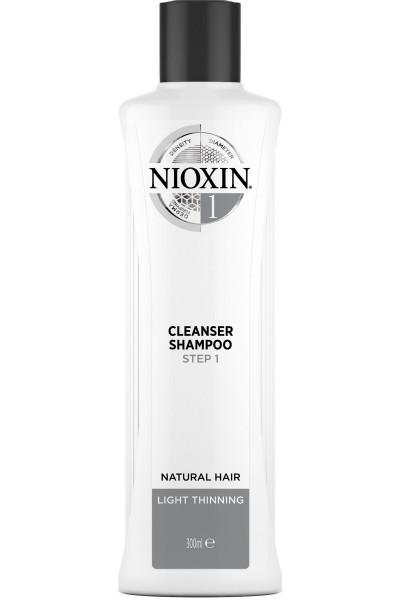 Wella Nioxin Cleanser Shampoo System 1