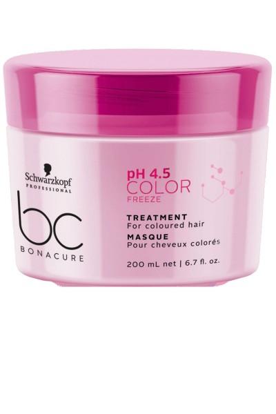 Schwarzkopf Professional BC pH 4.5 Color Freeze Treatment 200ml