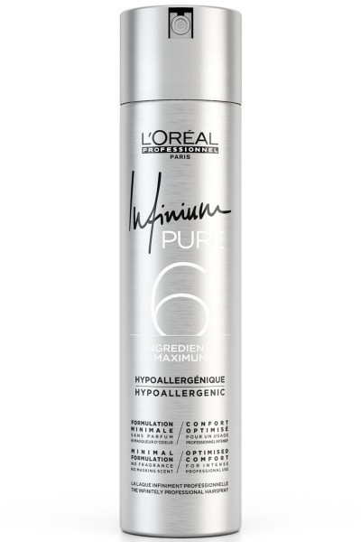 L'Oréal Professionnel Infinium Pure 6 Extra Strong Haarspray