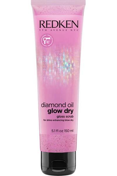 Redken Diamond Oil Glow Dry Gloss Scrub