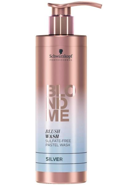 Schwarzkopf Professional BlondMe Blush Wash Shampoo