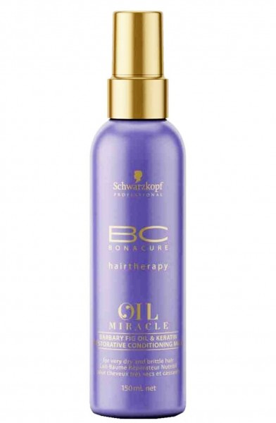 Schwarzkopf Professional BC Oil Miracle Kaktusfeigenöl Spray Conditioner