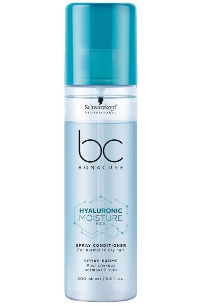 Schwarzkopf Professional BC Hyaluronic Moisture Kick Spray Conditioner 200ml