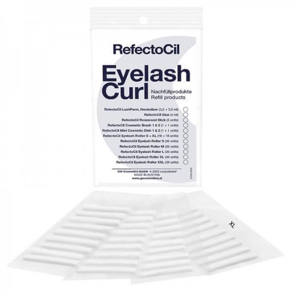 RefectoCil Eyelash Curl Roller 36 Rollen