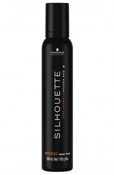 Schwarzkopf Professional Silhouette Super Hold Mousse 200ml