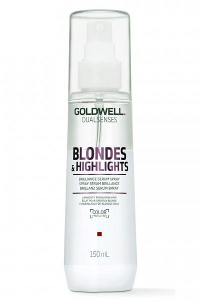 Goldwell Dualsenses Blonde & Highlights Brilliance Serum Spray