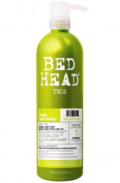 Tigi Bed Head Urban Anti+Dotes Re Energize Shampoo