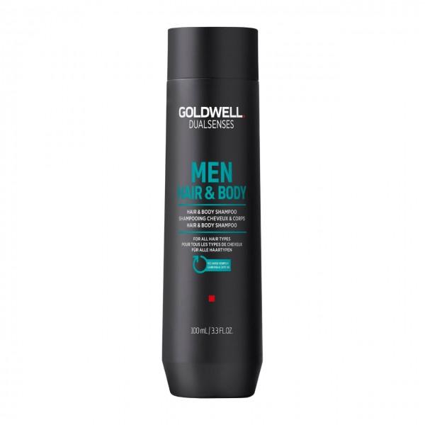 Goldwell Dualsenses Men Hair & Body Shampoo