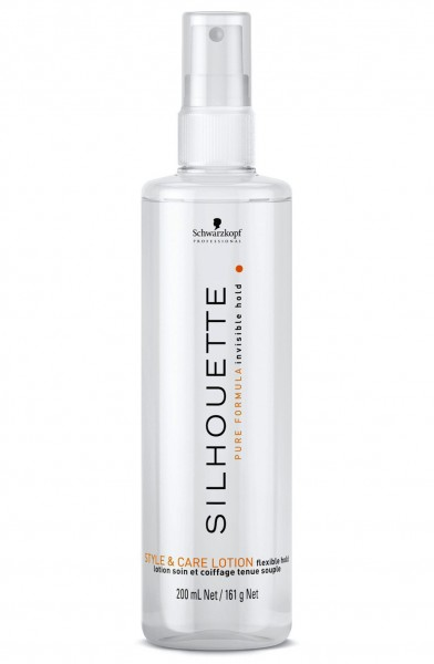 Schwarzkopf Professional Silhouette Flexible Hold Style & Care Lotion