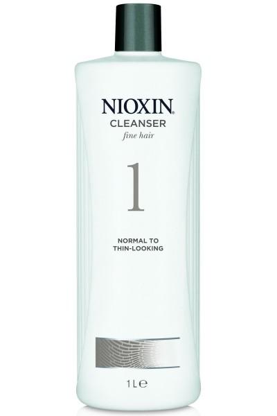 Wella Nioxin System 1 Cleanser Shampoo