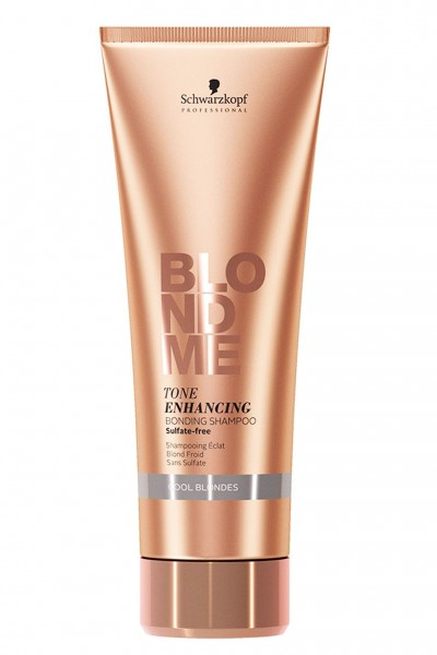 Schwarzkopf Professional Blondme Enhancing Bonding Shampoo Cool Blondes