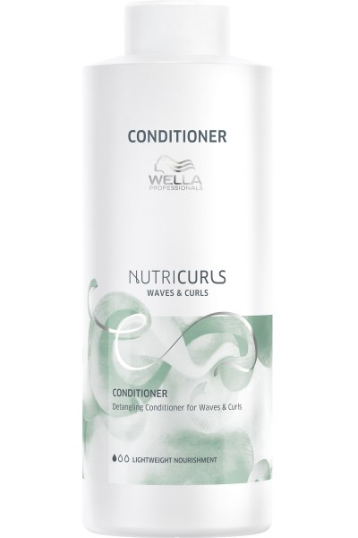 Wella Nutricurls Waves & Curls Conditioner