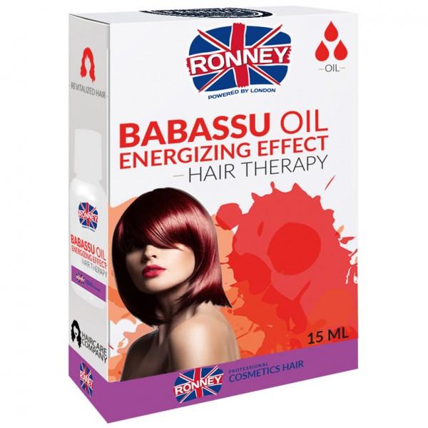 Ronney Professional Energizing Effect Babassu Haar Öl 15ml