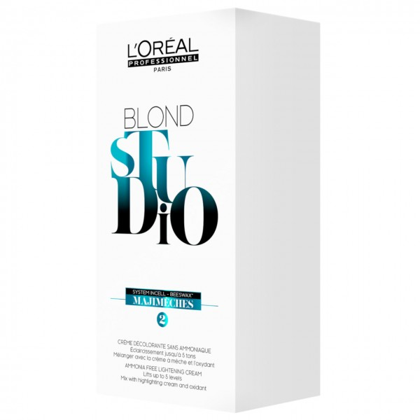L'Oréal Professionnel Blond Studio Lightening Sachets