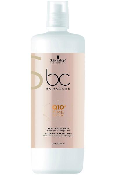 Schwarzkopf Professional BC Q10+ Time Restore Micellar Shampoo