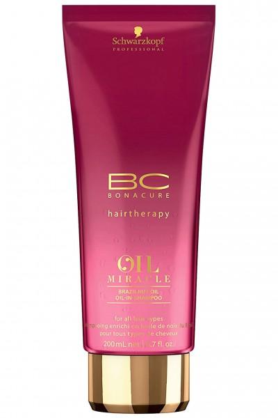Schwarzkopf Professional BC Oil Miracle Brazilnut Shampoo 200ml