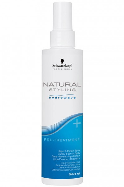 Schwarzkopf Professional Natural Styling Pre Treatment Repair & Protect Spray