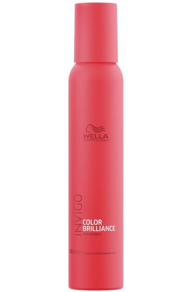 Wella Invigo Color Brilliance Leave-In Mousse