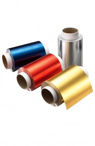 Goldwell Aluminiumfolie Farbig (3 Rollen) 120 mm x 100 m