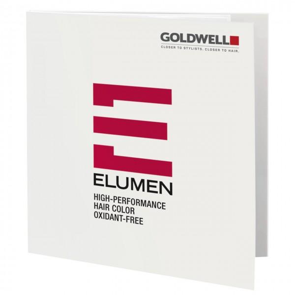 Goldwell Elumen Farbkarte