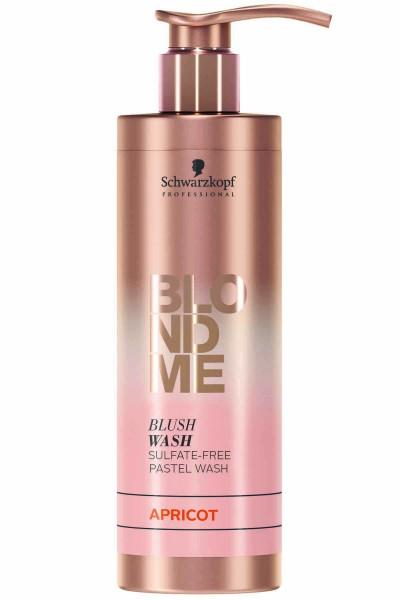Schwarzkopf BlondMe Blush Wash Shampoo Apricot 250ml