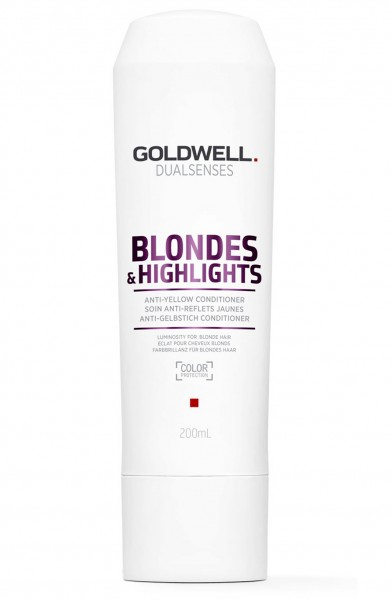 Goldwell Dualsenses Blondes & Highlights Anti Yellow Conditioner