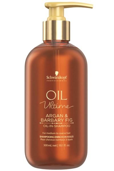 Schwarzkopf Professional Oil Ultime Oil-In Shampoo 300ml