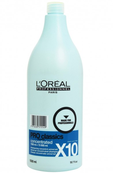 Loreal Pro Classics Concentrated Shampoo