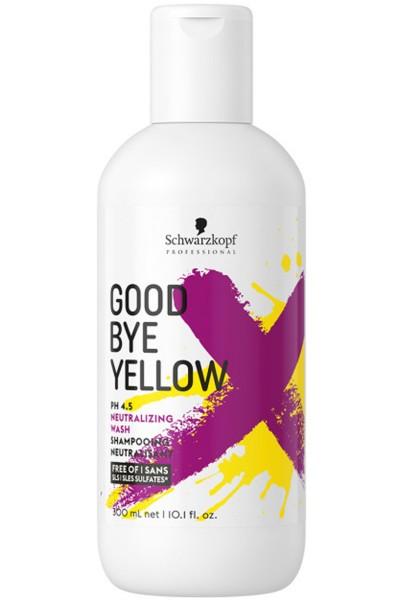 Schwarzkopf Professional Goodbye Yellow Shampoo 300ml